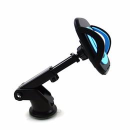 Car Phone Holder Gps Accessories Ventosa Soporte Celular Para Auto Dashboard Windshield Móvil Celular Retractable Mount Stand 30ps / lot desde fabricantes
