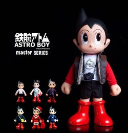 Wholesale Toy Astro Boy - 20151043 Vintage genuine Astro Boy toys exported to Japan to do POP MART Model toys birthday gift ornamentsOriginal import