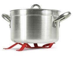 Wholesale Iron Pots Holder - 2017 NEW hotman pot holder innovate product Kitchen Accessory iron man spider-man pot mat 100 PCS