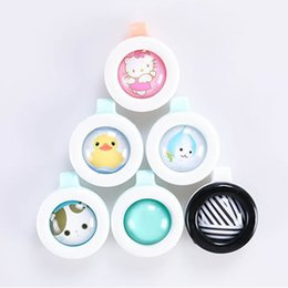 Wholesale Baby Toxic - Baby Pregnant Anti-mosquito Button Cute Animal Cartoon Mosquito Repellent Clip Buckle Non-toxic Mosquito Repellent Buckle Wholesale