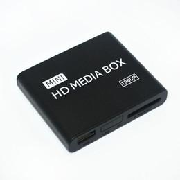 мини-миль на галлон Скидка автомобильный медиа-плеер, цифровой медиа плеер HD медиа-плеер HDMI полный HD 1080p для драйверов USB, SD-карт, жесткий диск, внешние устройства
