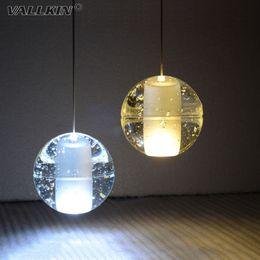 Wholesale G4 Led Lamp Indoor - VALLKIN® LED Crystal Pendant Light Ceiling Chandeliers Lighting Lamps Indoor Chandelier Pendant Lamps Fixtures for Hotel Indoor Home