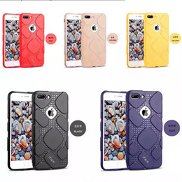 Wholesale Iphone Slicone Cases - For iPhone 7 iFace TPU Case Anti-shock 6s Ultra-thin Slicone Shockproof Protector for Apple 7plus 6 6plus Samsung J510 J5 J7 Prime