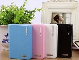 Wholesale Battery Purse - NEW 12000mAh USB Port Power Bank purse shape Charger External Backup Battery With Retail Box For iPhone iPad Samsung cellpPhone charger