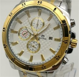 Wholesale Wholesale Gold Watches China - Automatic Mechanical Watch Men's Factory Direct Sales Stainless Steel Watches MUONIC China Guangzhou Fashion Brand Label Champion Watch