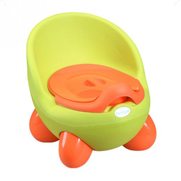 Wholesale Cars For Babies - Baby Potty Toilet Car WC For Kids Toilet Trainer Girls Seat Chair Comfortable Portable Animal Pot Children Toilet for Baby Girl