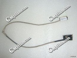 Wholesale Vaio Lcd - For SONY VAIO SVF14 SVF142a29w SVF142C29M LED LCD LVDS Cable DD0HK8LC010 DD0HK8LC000