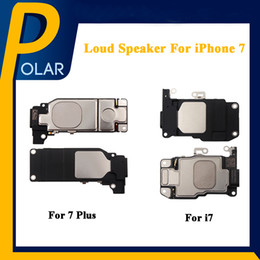 Wholesale New Cell Phones Flex - For iPhone7 iPhone 7 plus New Original Loud Speaker Ringer Buzzer Replacement Cell Phone Flex Cables Part In Stocked Free DHL