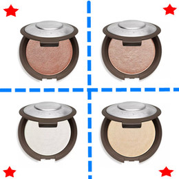 Wholesale Powdered Protein - In 2017 new becca powdery cake rose gold pearl shining pink skin protein 4 kinds of color best free shipping DHL