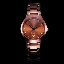 Wholesale Swiss Quartz Ladies - Luxury Swiss brand calendar business men ladies fashion Gold watches