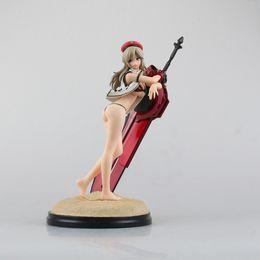 Wholesale Hot Sexy Toy - Hot Sale Anime GOD EATER 2 Alisa Ilyinichna Omela Swimsuit Figure Sexy Figurine Model Toy New In Box