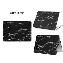 "Wholesale Apple Macbook Pro Covers - Plastic Shell Hard Cover Case Marble For Apple Macbook Air Pro Retina 11.6"" 13.3"" 15.4"" A1370 A1465 A1369 A1466 A1278 1286 A1398 A1425"