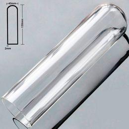 anal-glas-steckdosen Rabatt Hohl pyrex glas künstliche penis großen anal dildo butt plug kristall gefälschte männliche schwanz masturbator erwachsene geschlechtsspielwaren für frauen männer homosexuell 17308