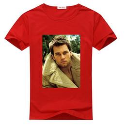 Wholesale Long Sleeve Diy - Diytshirt ZHBtshirt Custom Tom Brady Men's T-shrits, DIY Tom Brady 100% Cotton Crew Neck T-Shirt Free shipping