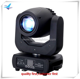 Wholesale High Output Led Lighting - 8Xlot High output stage lighting movinghead equipment led 150w moving head light price