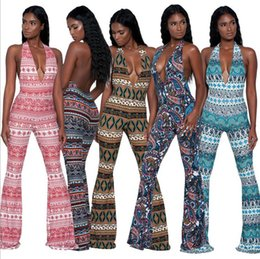 Wholesale Fine Canvas Prints - Free shipping Explosion-proof sexy halter conjoined pants women's fine micro-pull even pants NJ031