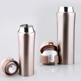 Wholesale Coffee Cup Heater - Car Heating Cup Adjustable Auto Heater Cup Electric Coffee Cup Thermos Heater Water Vehicle Thermos Stainless Steel Mug