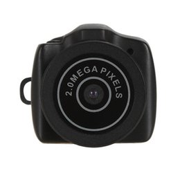 Wholesale Ccd Dv Camcorder Video Camera - Free shiping Y2000 Smallest 720P HD Webcam Mini Camera Video Recorder Camcorder DV DVR SQ8 SQ9