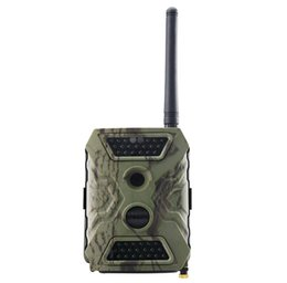 """Wholesale Gsm Hunting - 5pcs 940NM Hunting Camera S680M 12MP HD1080P 2.0"""" LCD Trail Camera With MMS GPRS SMTP FTP GSM Trail Hunt Game Recorder"""