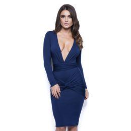 Wholesale Satin Tight Knee Length Dresses - 2016 purple evening short dress one shoulder satin tight dresses open back mermaid tea length prom gowns