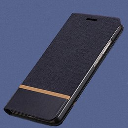 Wholesale Vintage Dustproof - New Vintage Design Flip PU Leather Case For Huawei Mate9 Pro Clamshell Case Mobile Phone Cover 3 Colors Universal Dustproof Case For Huawei