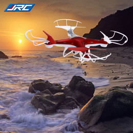 Wholesale Control Gopro - Original JJRC H97 480P Camera Drone 4CH 2.4G 6-axis Gyro RC Quadcopter One Key to Return Flying RTF Headless Mode Drone Gift Drones RC +B