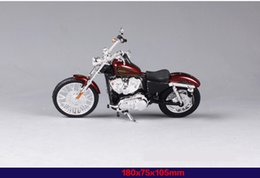 Wholesale Diecast Bicycles - Alloy Diecast Famous Motorcycle Models, Cassic Boy Toys, 1:12 Scale, High Simulation, Kid' Party Birthday Gifts, Collecting, Home Decoration