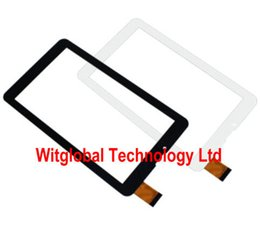 Wholesale A4 Touch Screen - Wholesale-7inch RY070023-A4 C70047FPVA Touch Screen Panel digitizer glass Sensor For Explay Hit 3G Digma Hit 3G BQ-7000 Free Shipping