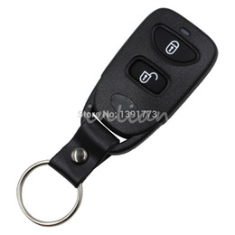 Wholesale Hyundai Key Case - Replacement 3 Button Remote Shell (2+1) Button Car Remote Key Shell Blank Case For Hyundai