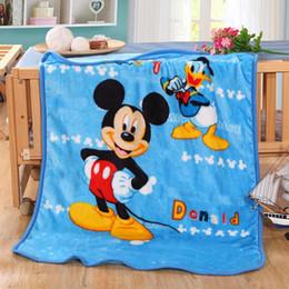 Wholesale Receiving Fleece Blankets - Soft Coral Fleece Baby Blanket Newborn Infants Swaddle Wrap Baby Nap Receiving Blanket Bedding Towel Cobertor Bebe 70*100cm