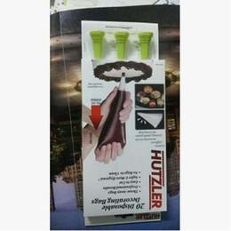 Cottura usa e getta online-Strumenti per torte alla crema teglie in silicone TPU 20 sacchetti di fiori montati monouso rapida facile da usare Vendita calda 6ex J