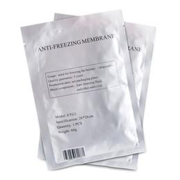 Wholesale Anti Freeze Antifreeze Membrane Cryolipolysis - High quality 28*28cm Antifreeze Membranes Anti Freezing Membrane Anti Freeze Patch Pads for Cryolipolysis Machine for Clinical Salon