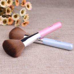 Wholesale Wood Presses - Powder brush Sweet stucco Pressed powder brush Portable