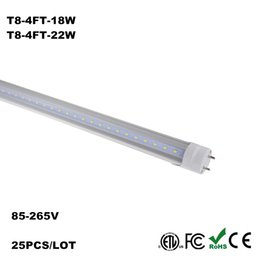 Wholesale t8 led tube 9w - 4FT LED Tubes G13 T8 LED LED Shop Light 9W 14W 18W 28W 32W Tubes Bulb 2ft 3ft 4ft 5ft 6ft AC85-265V
