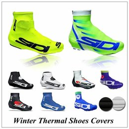 Wholesale Cover Shoes Bicycle - 2017 New arrives SIDI Cycling Shoe Cover Bike Shoes Cover Pro Road Racing Bicycle Shoe Covers size S-3XL For Man Women