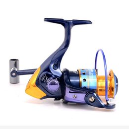 Wholesale Salt Waters Reels - Wholesale Spinning Reel 5.2:1 CC Series Spinning Fishing Reel Salt Water Wheel Trolling Coils Line Roller 11BB Free Shipping