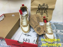 Wholesale High Class - Not authentic shoes jeff store 2017 Tom Sachs x Craft Mars Yard 2.0 High quality shoes Baby come cop First class Walkers