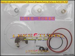 Wholesale Turbochargers Renault - TURBO Repair Kit rebuild Kits 54399880027 Turbocharger For Renault Kangoo II;Megane II;Scenic II 2003-;Modus 1.5L DCI K9K-THP