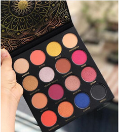 Wholesale Eyeshadow Platte - NEW Ace Beaute Eyeshadow Platte Ace Beaute Quintessential Palette 16 Colors Matte and Shinny Eyeshadow DHL Shipping