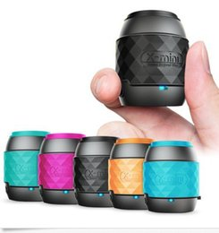 Wholesale Ipad Mini Reader - Bluetooth Mini Speaker Little Cute GadgetsX-Mini WE Wireless Bluetooth Portable Thumb Size Speaker Compatible for iPhone ipad Samsung