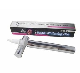 Wholesale Strong Teeth Whitening Gel - Top Quality Biggest promotion HIGH STRENGTH BLEACHING TEETH WHITENING TOOTH WHITENER GEL PEN STRONG Dental