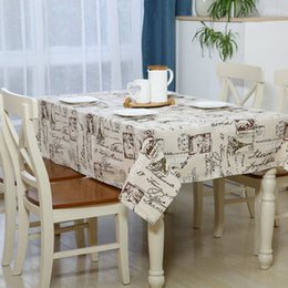 Wholesale Lace Tablecloths Wholesale - Table Cloth Cotton Linen Table Cloths Runners Printing Customized Home European Simple Lace Tablecloths Hot Selling Wholesale Table Covers
