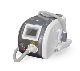 Wholesale Best Laser Tattoo Machine - 2017 best quality professional spa and clinic use portable q switched Nd Yag Laser tattoo removal machine