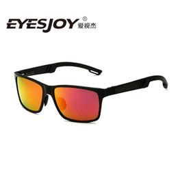 Wholesale Brand Cloth For Women - sunglasses for men HD Aluminum Magnesium Men and Women Brand Polarized Sunglasses Glasses Goggles Eyewear With Original Box Cloth EJ6560