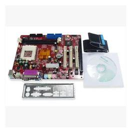 Wholesale Mini Motherboard Cpu - Made in China socket 370, 8601 chipset,1 ISA motherboard, 3PCI slot, P3, C2,C3 CPU 2017 hot