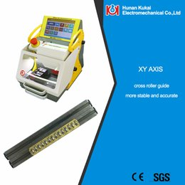 Wholesale Key Cutting Machines For Sale - Vertical Manual Key Copy Machine SEC-E9 Key Cutting Machines For Sale