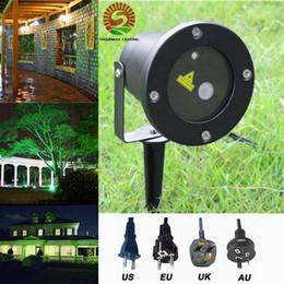 Wholesale Led Landscape Trees - TOp Outdoor IP65 Waterproof firefly effect laser projector landscape laser light for christmas trees ,lawn,garden park decoration light
