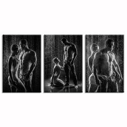 Kostenlose aktfotos online-Kostenloser Versand Framed Mann und Frau in Liebe Foto Leinwand Druck Schwarz und Weiß Bild Leinwand Wand-dekor HD Leinwand Druck (40 cm x 60 cm x 3)
