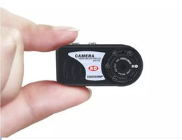 Wholesale Hidden Thumb Camera - 1pcs HD 720p IR Night Vision T8000 Metal Hidden Camera Mini Camcorder Thumb Mini DV Digital Camera Recorder HD DVR L0192517