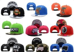 Wholesale Trukfit Hats For Cheap - Tha Alumni Snapbacks for Men Women Fashion Snapback Hats Trukfit Hip Hop Caps Hot Sale Snap Backs Cheap Snap Back Cap Flat Hat